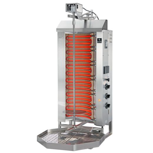 Kebabgrill Potis E3 - Elektrisk kebabgrill 50 kg