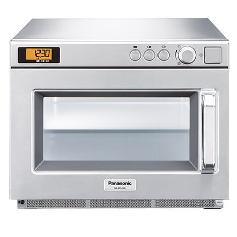 Mikrovågsugn Panasonic Kompakt NE-2143, 2100 W
