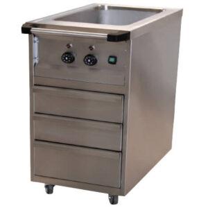 Vattenbad GN-200mm