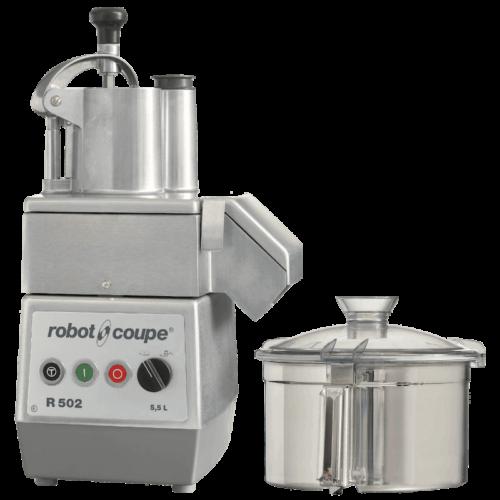 Snabbhack/grönsaksskärare. Robot-Coupe R502