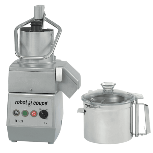 Snabbhack/grönsaksskärare. Robot-Coupe R652