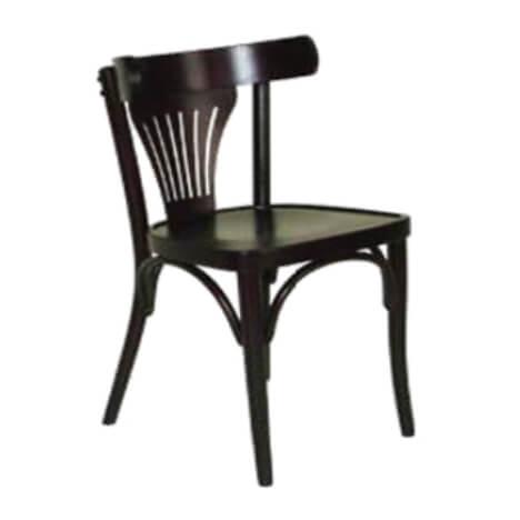 Stol GM-012, Café och Restaurangstol i trä